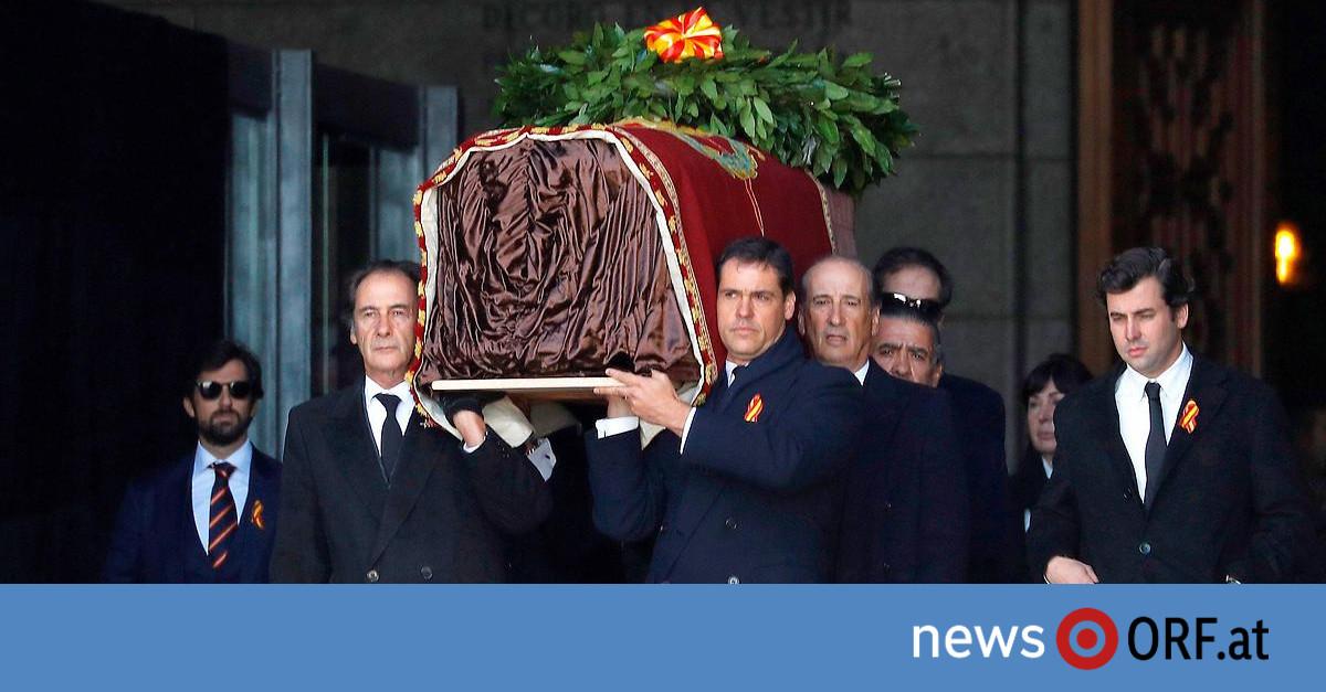 Spanischer Diktator