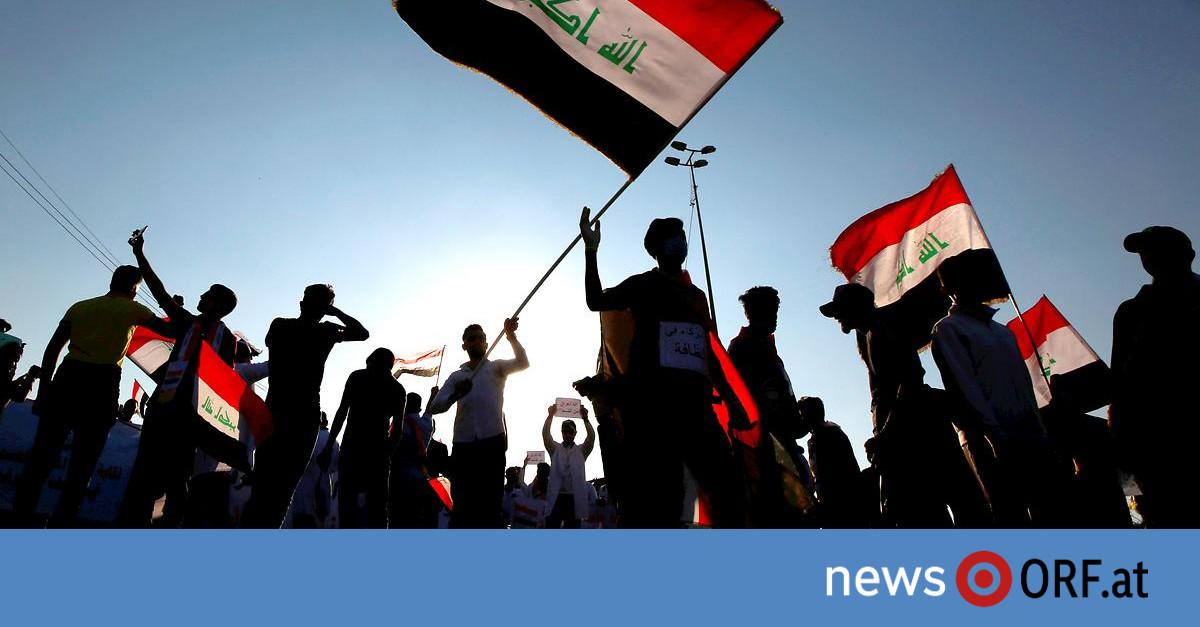 Irak: Massen gegen die Regierung