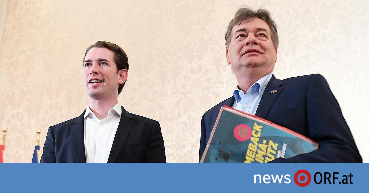 Sondierung Beendet: ÖVP Und Grüne Legen Sich Nicht Fest
