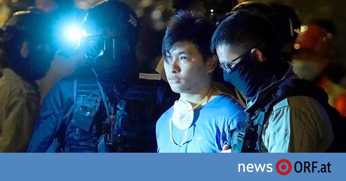 Hongkong: Rund 500 Festnahmen nach Unibesetzung