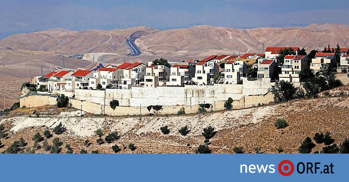 Siedlungen im Westjordanland: USA machen Kehrtwende zugunsten Israels