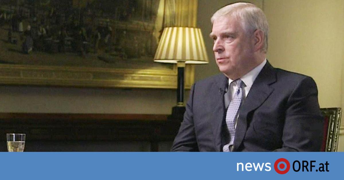 Seltenes Interview: Prinz Andrew und der Fall Epstein