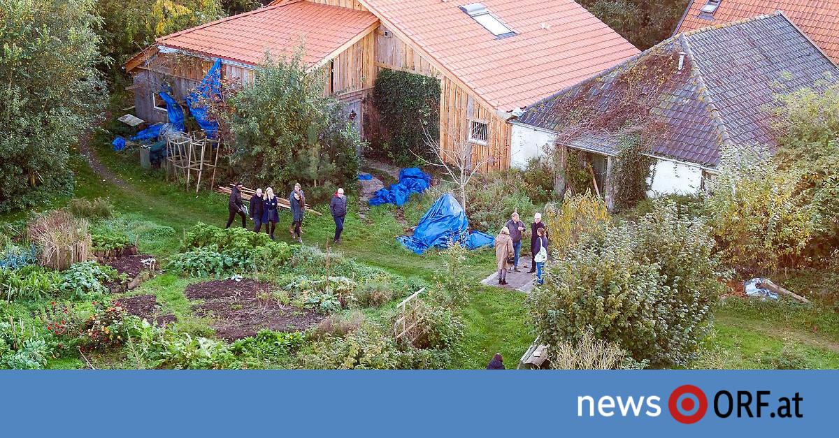 isolierte familie in den niederlanden