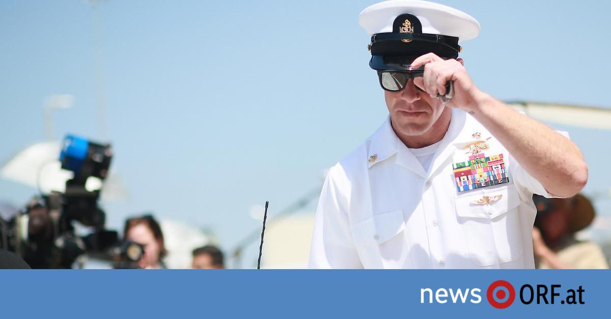 Navy-SEALs-Affäre: US-Marine-Chef im Streit gefeuert