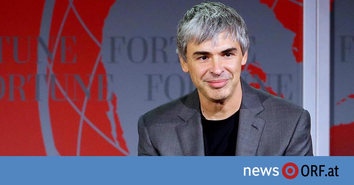 Überraschender Machtwechsel: Google-Gründer danken ab