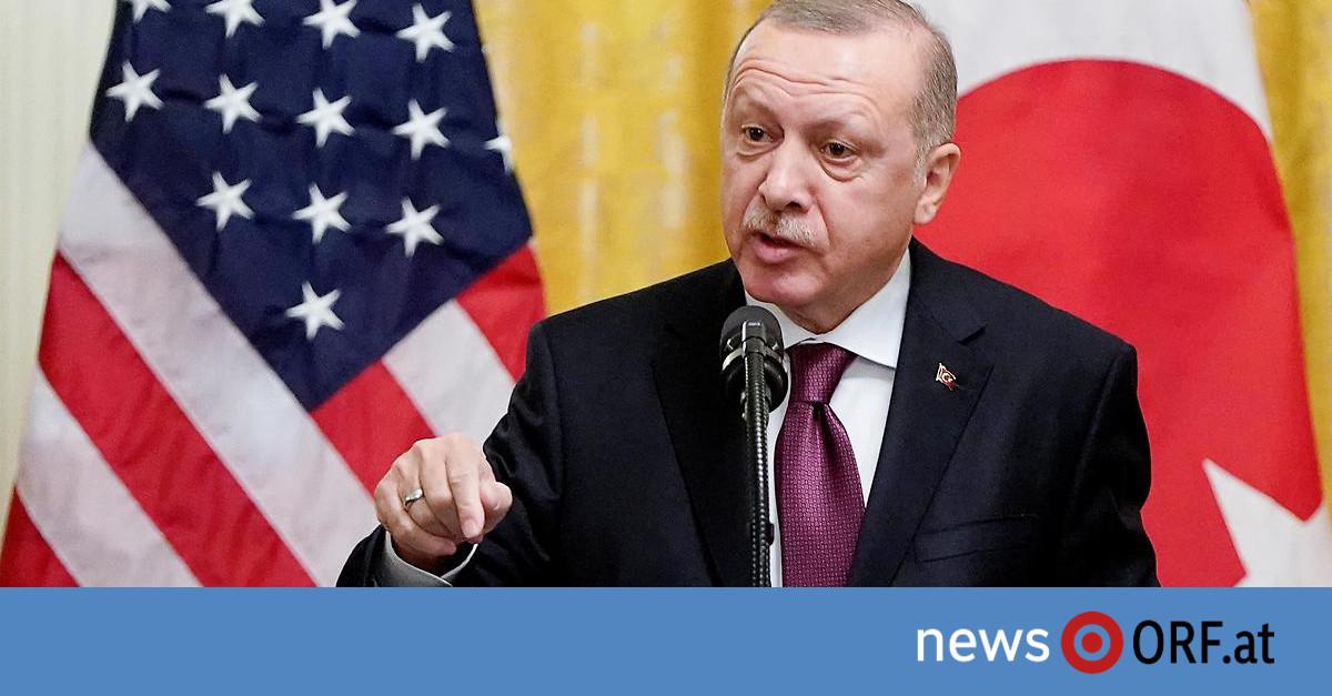 Spannungen USA-Türkei: Erdogan droht USA mit Aus für Militärbasen