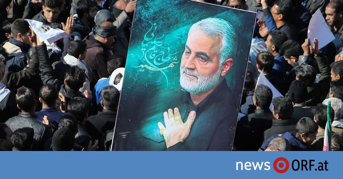 Dutzende Tote in Kerman: Massenpanik bei Soleimani-Trauerzug