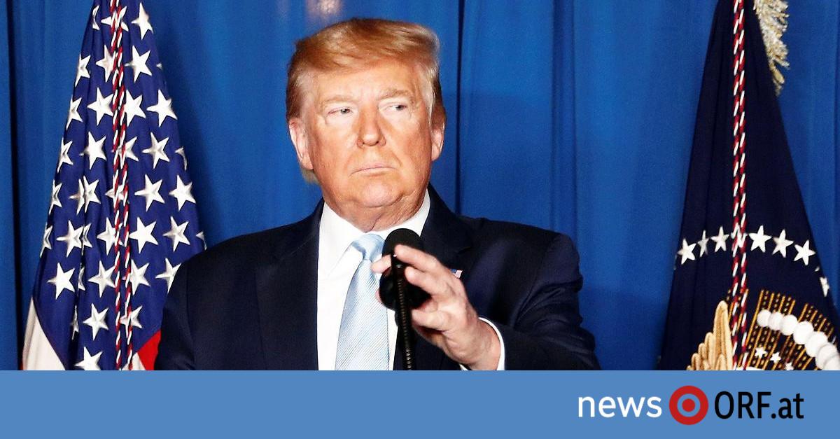 "Neue Eskalation: Trump droht Iran mit Angriff auf ""52 Ziele"""