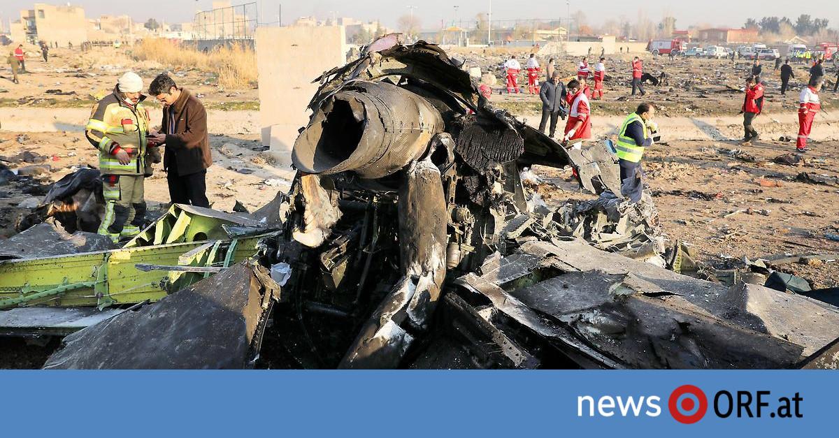 """Iran: Westen sieht """"Beweise"""" für Boeing-Abschuss"""