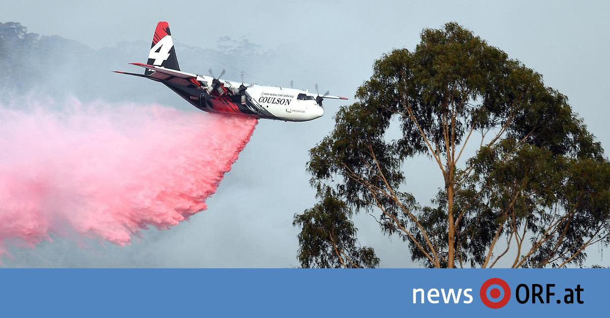 Große Verschwörung: Absurde Theorien zu Bränden in Australien