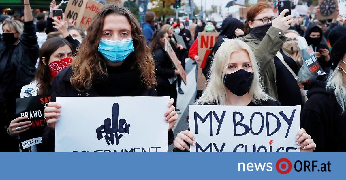 Polen Proteste