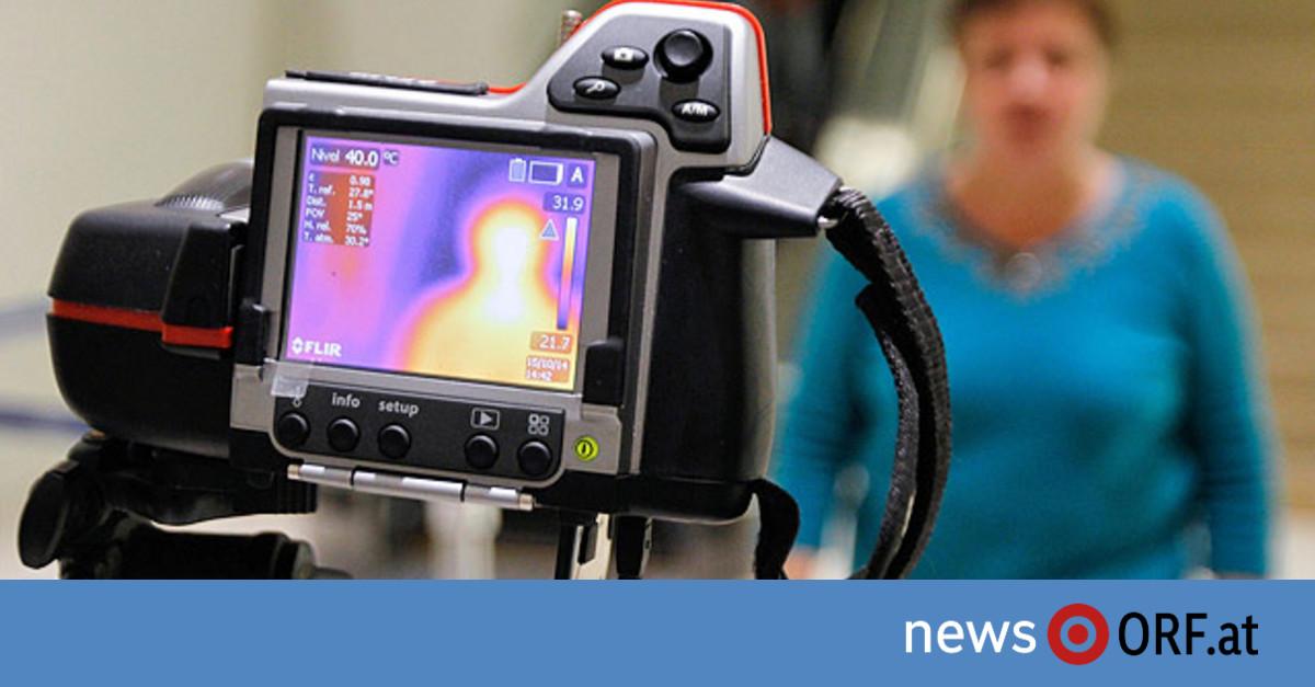 Arzt durchlief Ebola-Check auf Flughafen - news.ORF.at