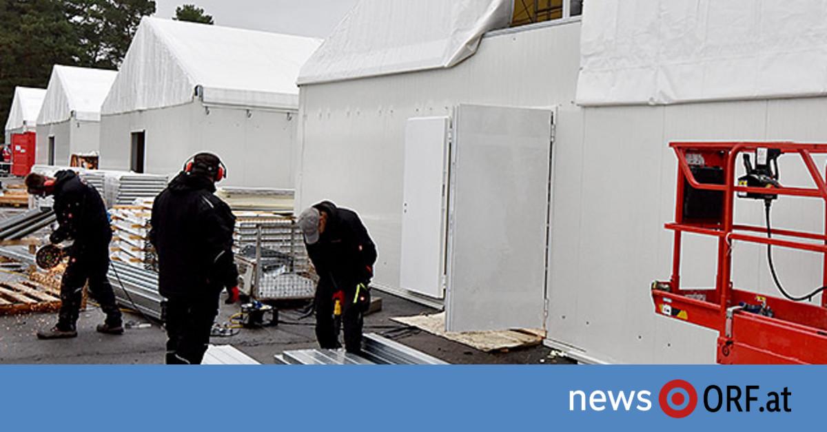 deutschland ringt um asylunterk nfte news. Black Bedroom Furniture Sets. Home Design Ideas