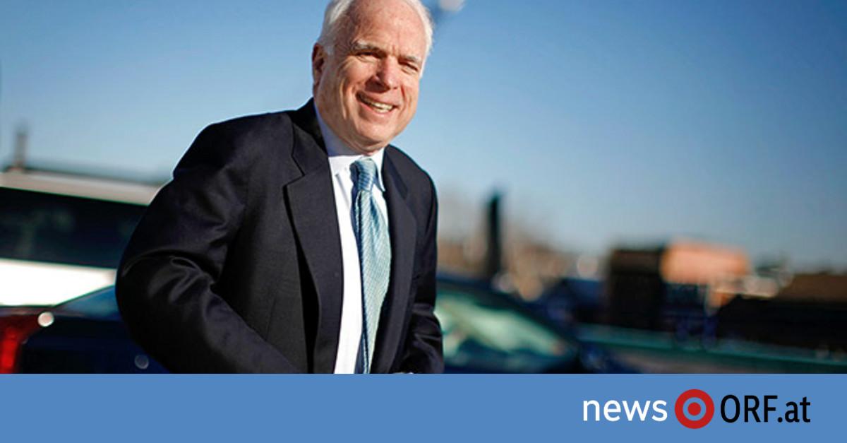 Senator John McCain ist tot