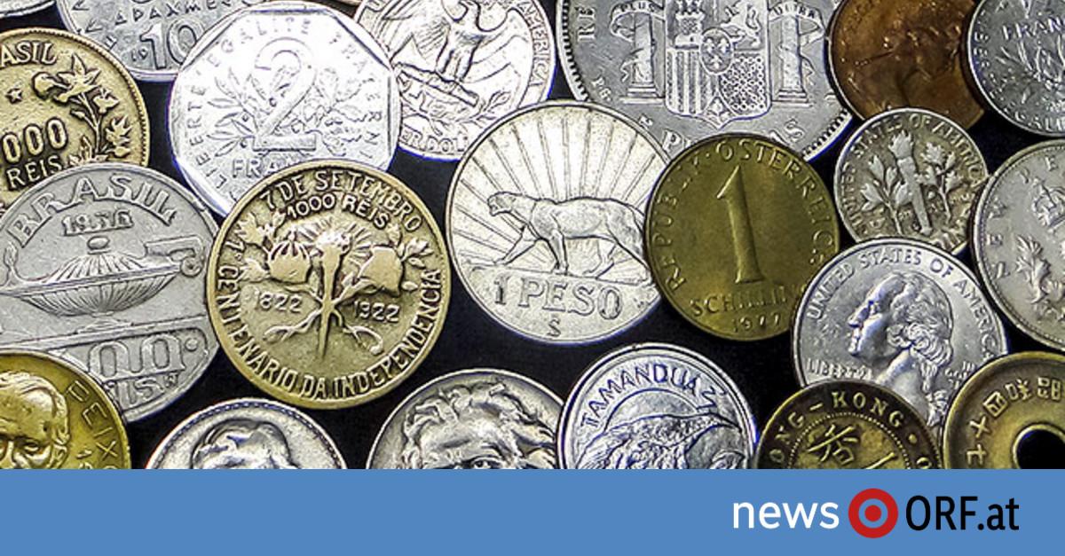 Der ungebrochene Bann der Münzen