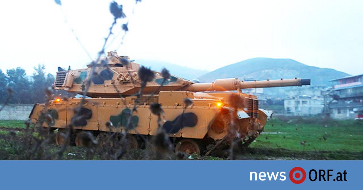 Türkei startet Operation gegen Kurden