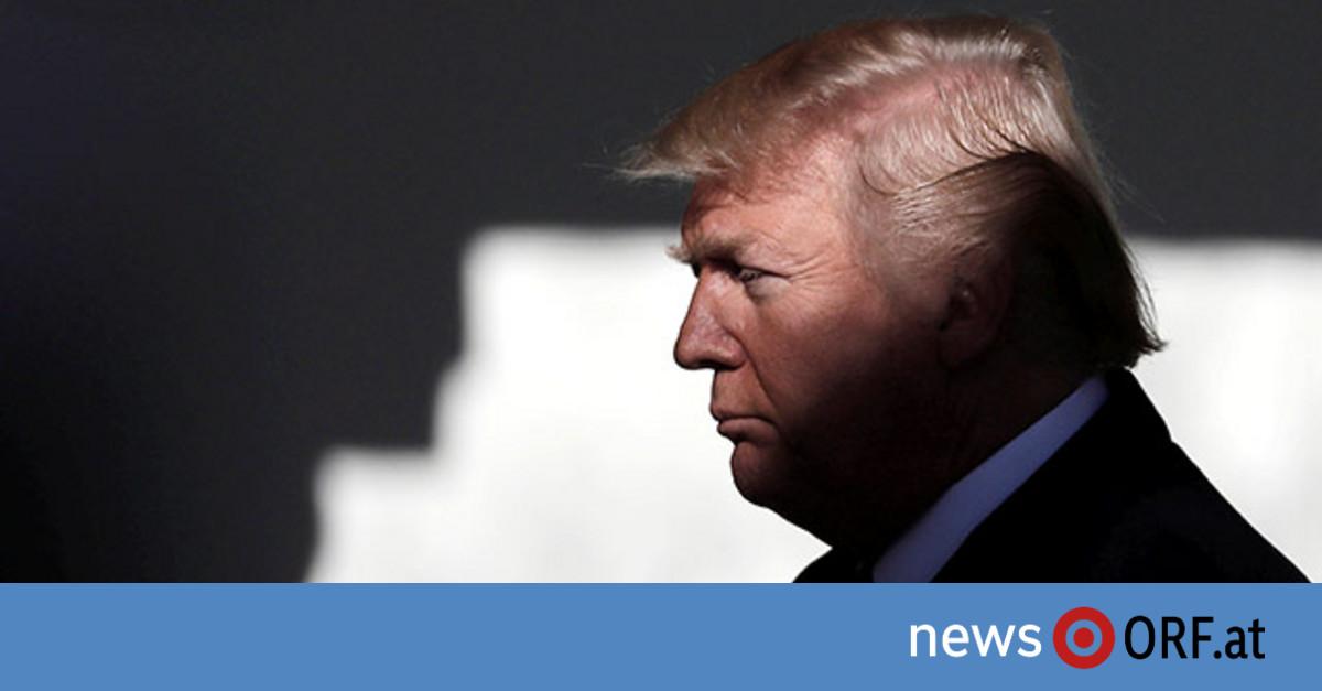"""""""Shutdown"""" zu Trumps Amtsjubiläum"""