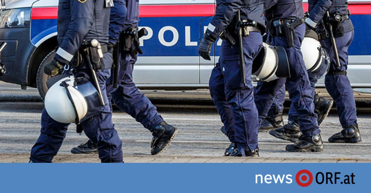 Höhere Strafen bei Angriffen auf Polizisten