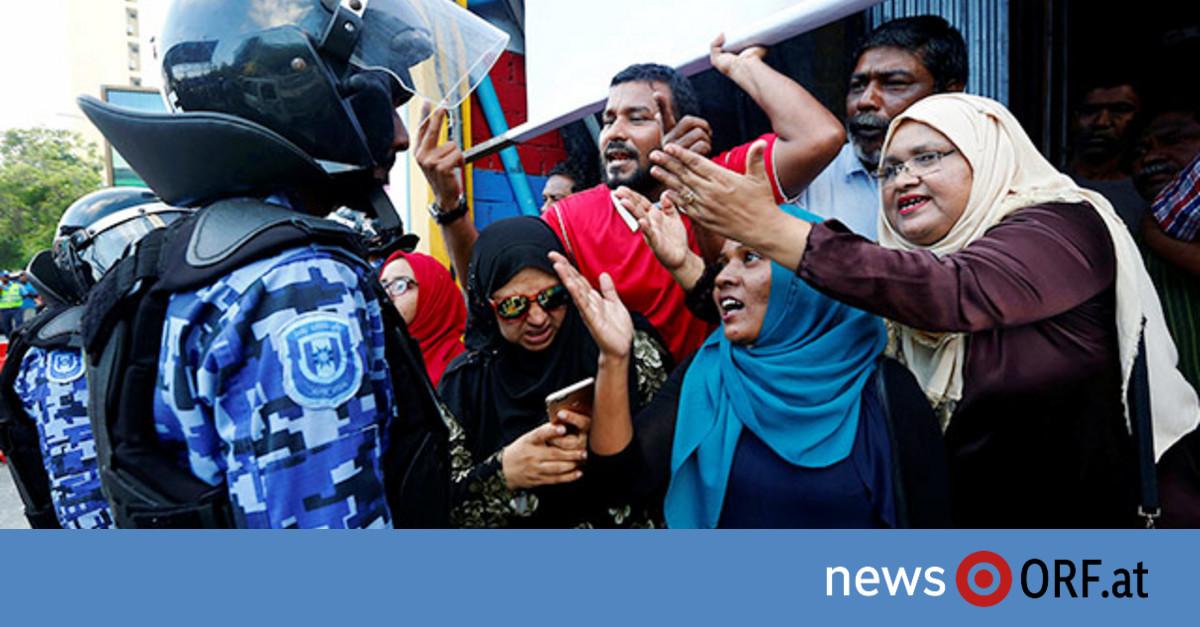 Neue Repressionswelle erschüttert Malediven