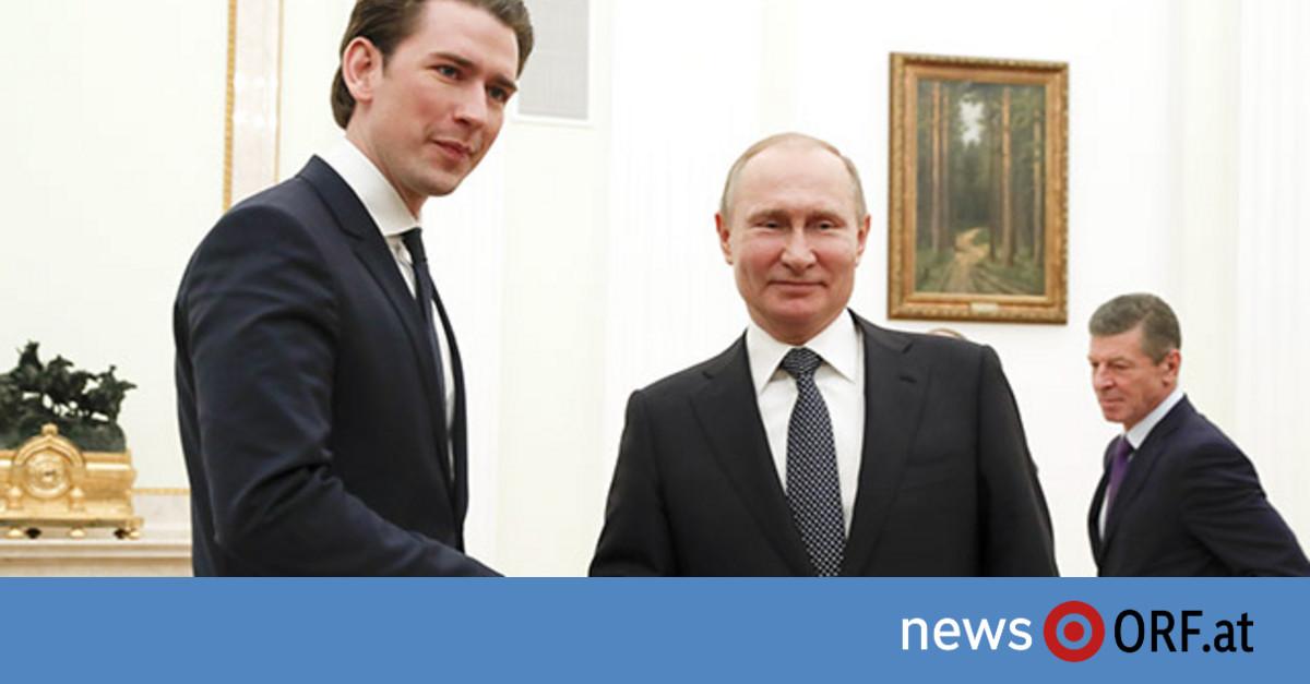 Österreich als Vermittler in Ukraine