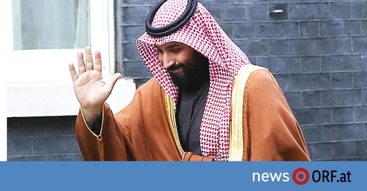 Saudischer Prinz sucht Rückendeckung