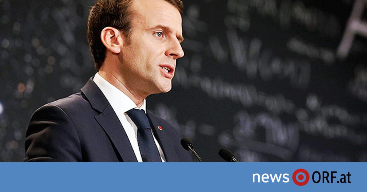 Macron will Kurden in Nordsyrien unterstützen