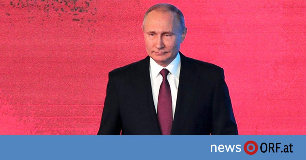 Putin stellt neue Atomwaffen vor