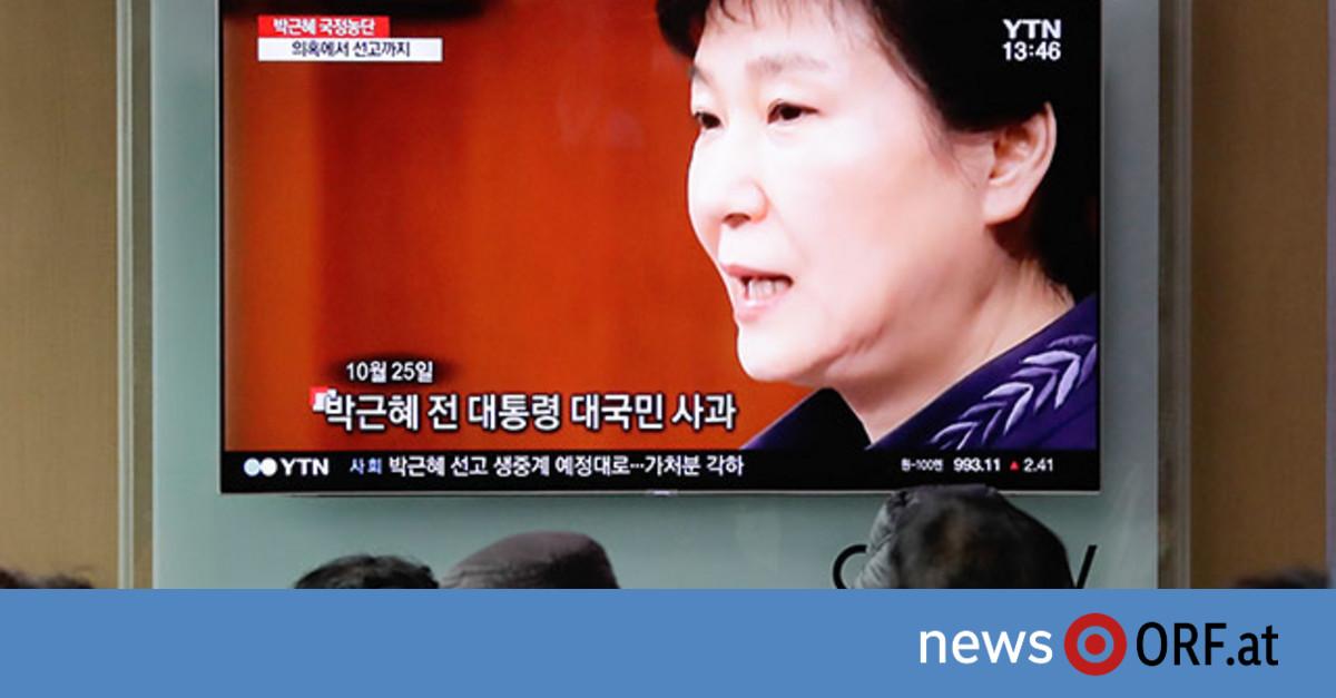 24 Jahre Haft für Ex-Präsidentin Park
