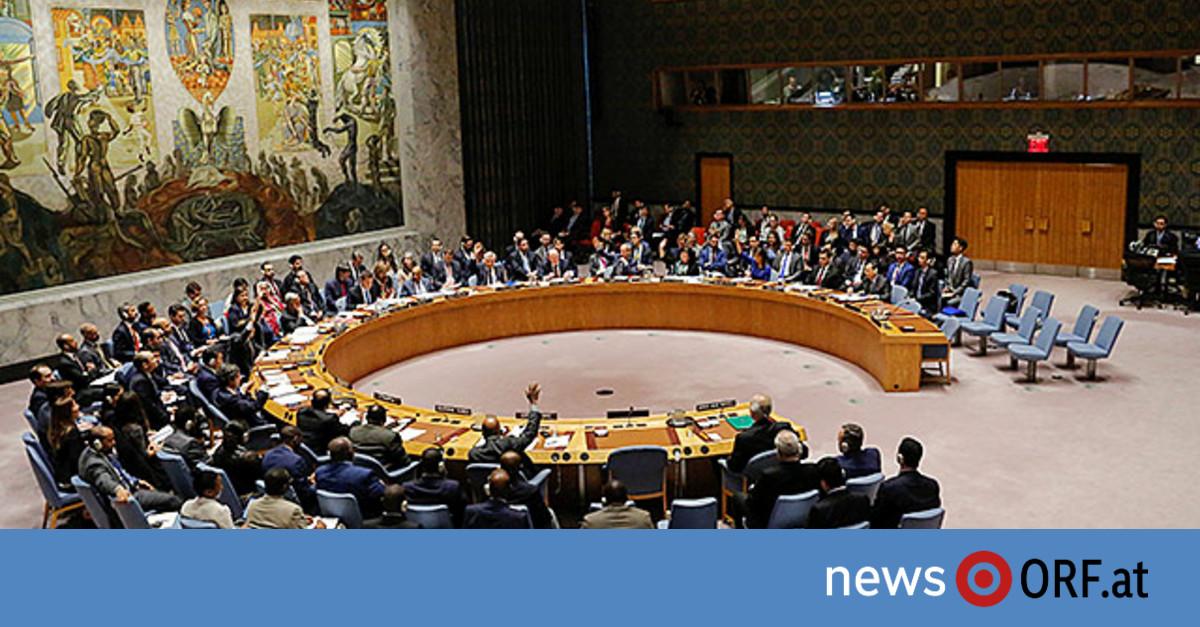 Westen legt neue UNO-Resolution vor