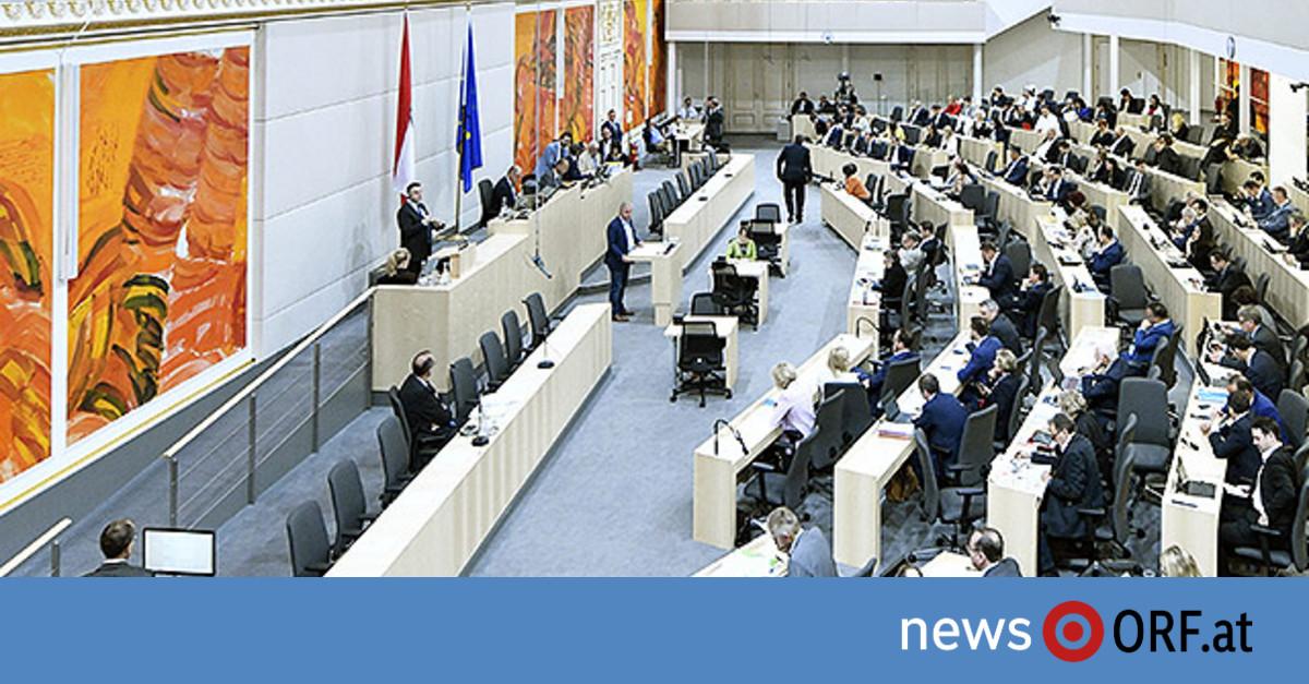 """ÖVP und FPÖ beschließen """"Sicherheitspaket"""""""