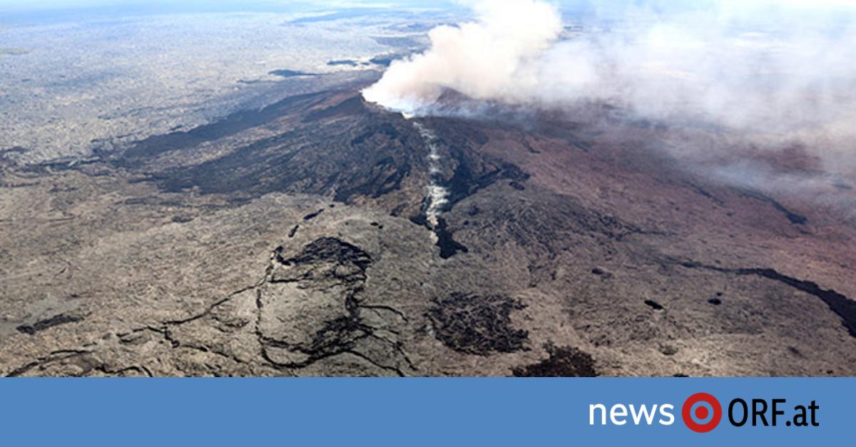 Erdbebenserie erschüttert Hawaii