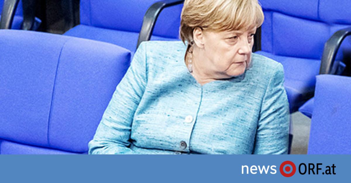 Merkel zwischen den Stühlen