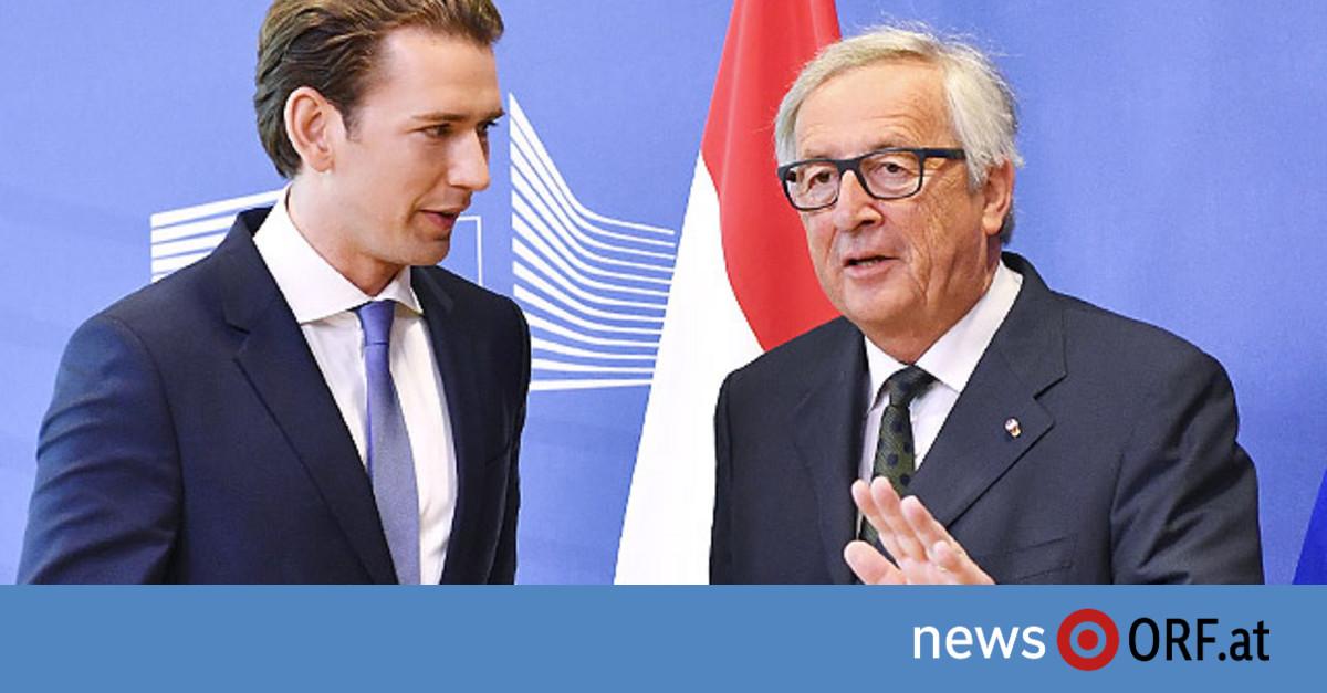 """Für Juncker """"besonders intensiver"""" Termin"""