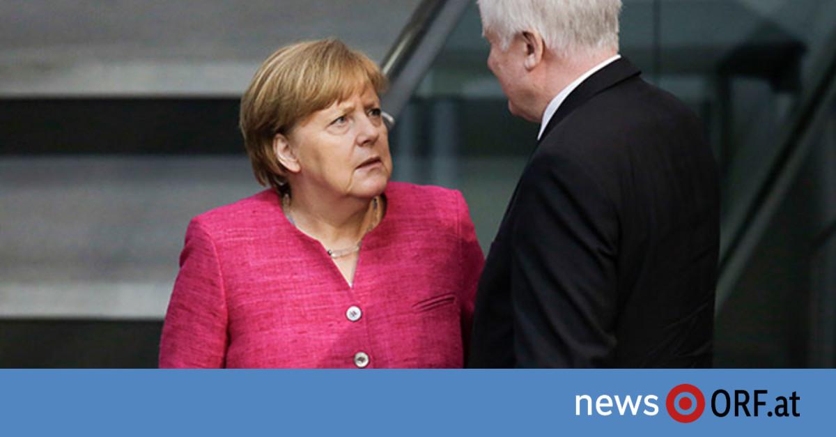 Asylstreit bedroht deutsche Koalition
