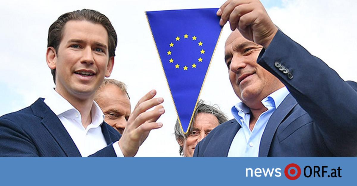 Symbolischer Startschuss für EU-Vorsitz