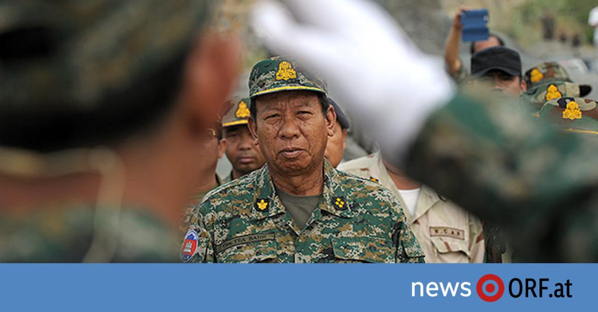 Auf dem Weg zur Militärdiktatur