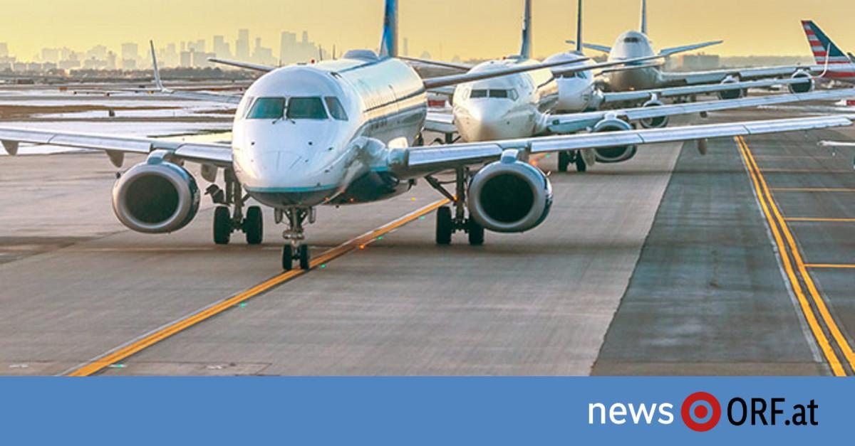 In 20 Jahren doppelt so viele Flugzeuge
