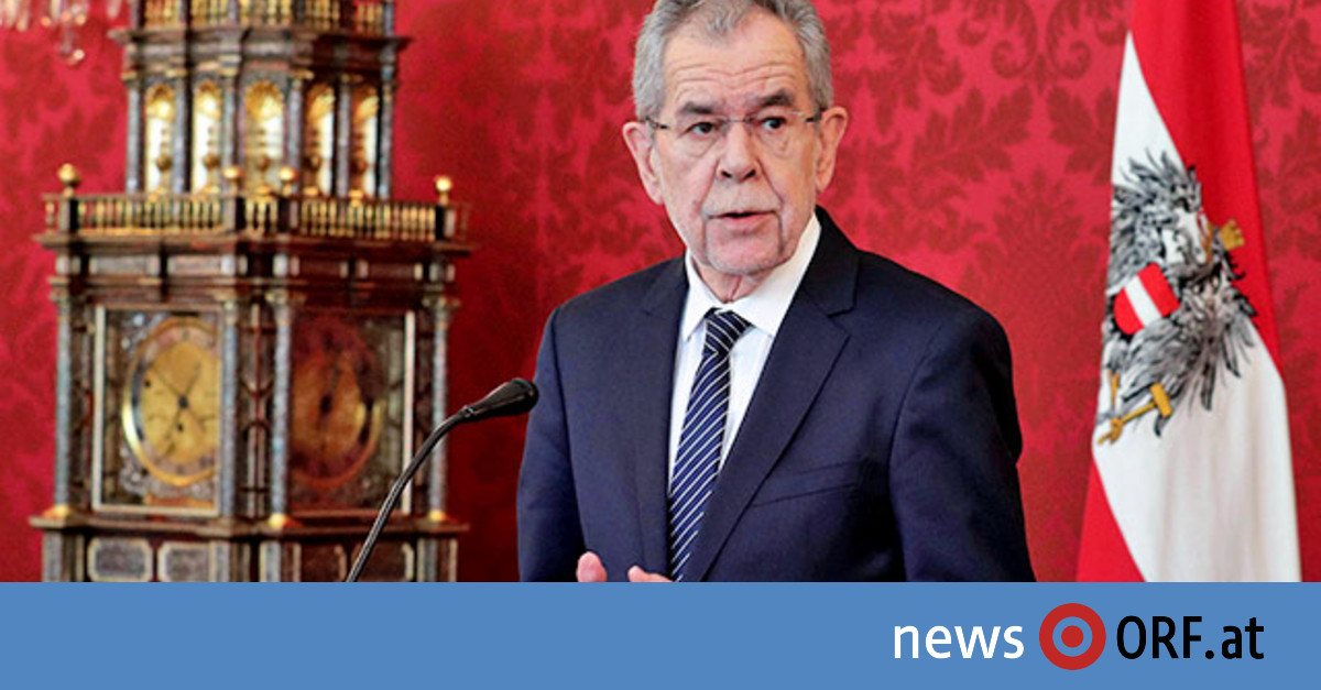 Van der Bellen warnt vor Nationalismen