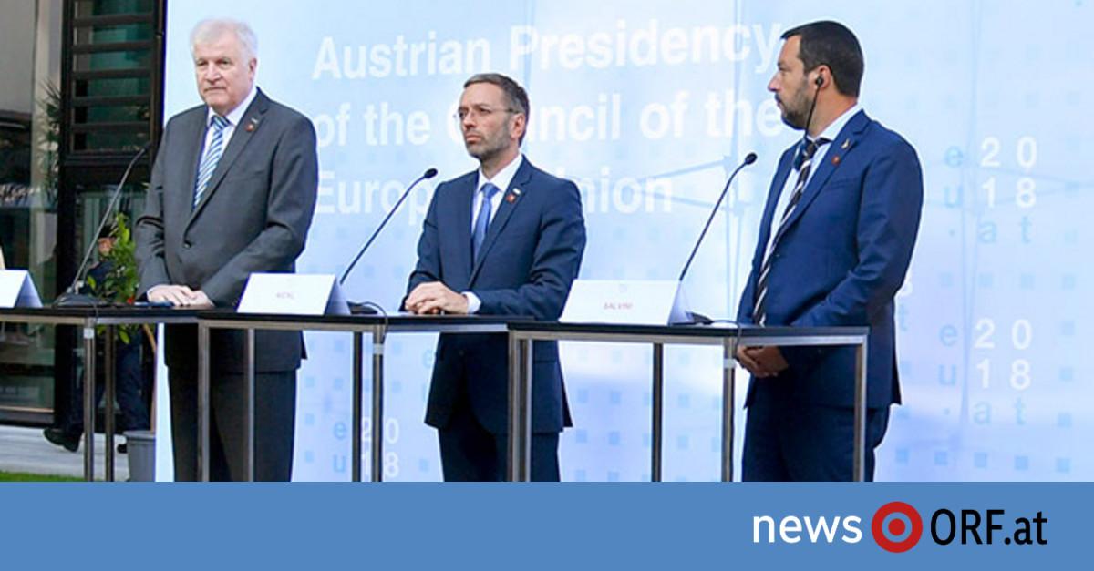 """""""Grundkonsens"""" zu Asyl und Grenzschutz"""