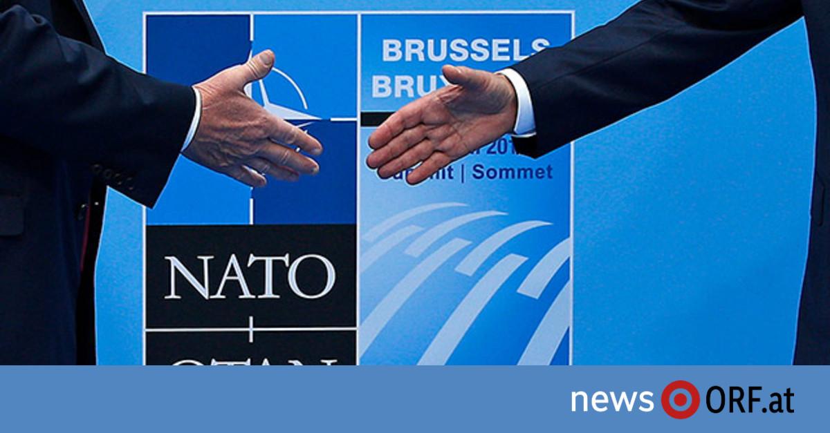NATO einigt sich auf Gipfelerklärung