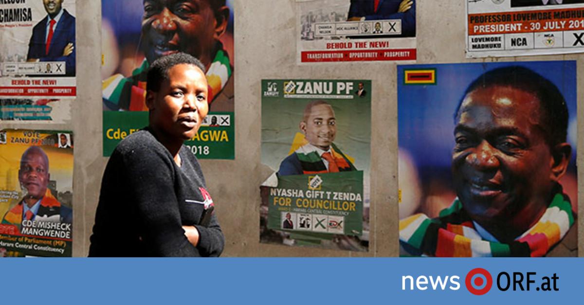 Simbabwes Stunde null nach Mugabe