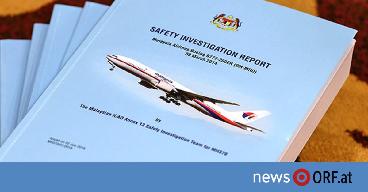 MH370-Bericht empört Angehörige