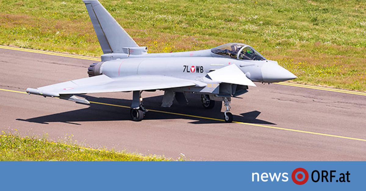 Eurofightern droht schon 2021 das Ende