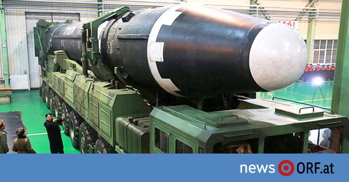 UNO bestätigt Atomwaffenverdacht