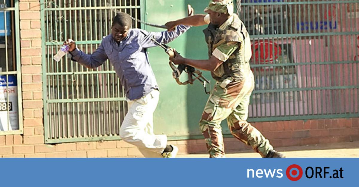 Armee schießt auf Demonstranten