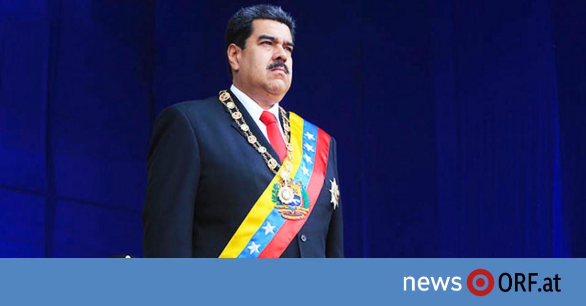 Venezuela sieht Schuld bei Kolumbien