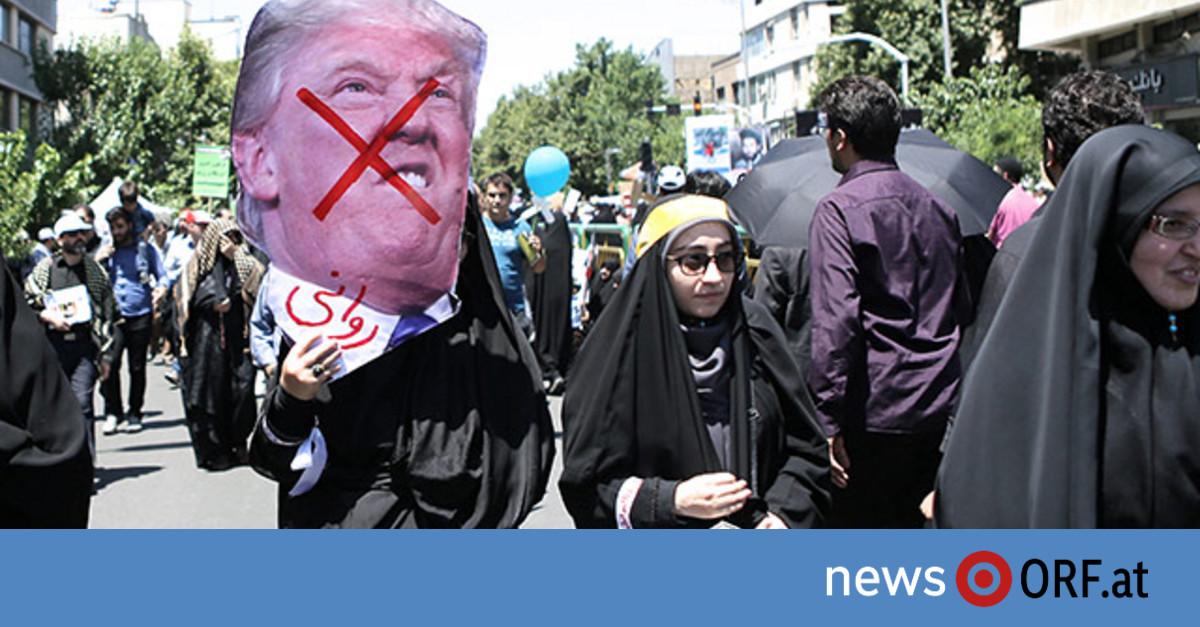 Nervosität vor Start neuer US-Sanktionen