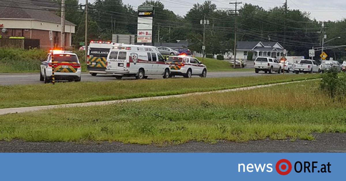 Mehrere Tote nach Schüssen in Kanada