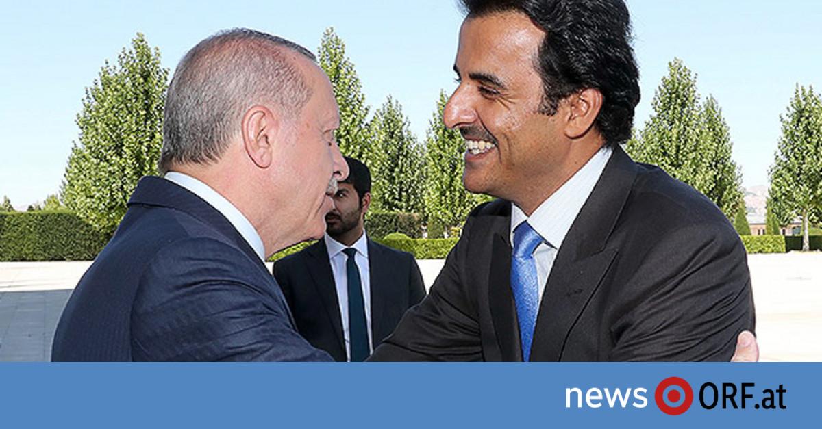 Katar will Milliarden in Türkei investieren