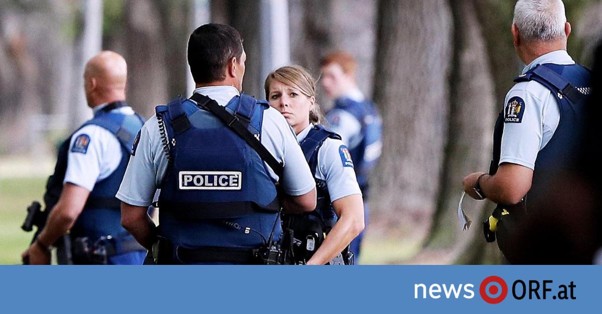 Terroranschlag Neuseeland Video Facebook: Terror In Neuseeland: Fassungslosigkeit Nach Anschlag